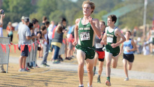 Mountain Brook High School junior Gram Denning will help lead the way for a Spartan boys squad aiming for its first state title since 2011.