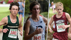 Charlie Slaughter, Matt Estopinal, and Cameron Cox are among the top seniors of 2018. Cox ended his freshman year with season best 19:57 and has run 15:56 his senior year. Find out how every other boy in the Class of 2018 has progressed in high school!