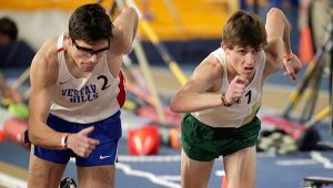 Spartans Complete Indoor Track Season at State