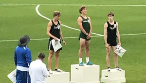 Gram Denning Wins 800m at Meet of Champions